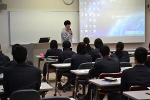 玉名工業出身の学生の写真